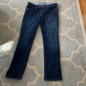 GAP Hardly Worn Dark Blue Jeans Size 8A
